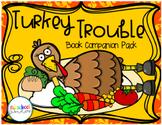 Turkey Trouble Book Companion-Retelling Pack
