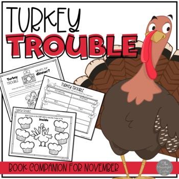 Turkey Trouble Book Companion for Kindergarten