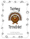 Turkey Trouble CVC v. CVCe Game