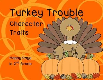 Turkey Trouble Character Traits