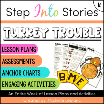 Turkey Trouble Kinder Reads