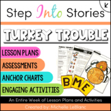 Turkey Trouble Step Into Stories