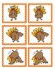 Turkey Trouble Kindergarten Sight Word Game