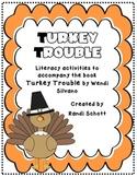 Turkey Trouble Literacy Centers