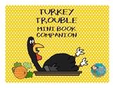 Turkey Trouble Mini Book Companion