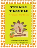 Turkey Trouble Nonsense Sort