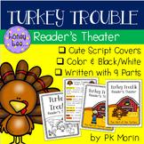 Turkey Trouble - Reader's Theater
