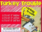 Turkey Trouble {Response and Craft}