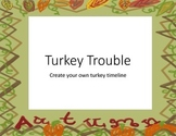 Turkey Trouble - Story Sequencing Craft