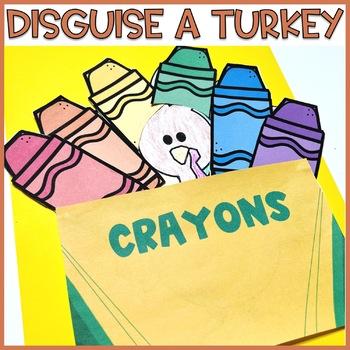 Turkey Trouble - Turkey in Disguise - Book Companion