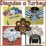 Turkey Trouble - Turkey in Disguise - Thanksgiving Fun!