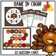 Turkey Trouble and Turkey Claus Book Companion BUNDLE