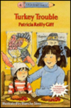 Turkey Trouble by Patricia Reilly Giff