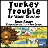 Turkey Trouble by Wendi Silvano - Book Study