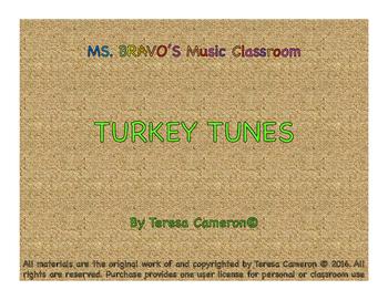 Turkey Tunes
