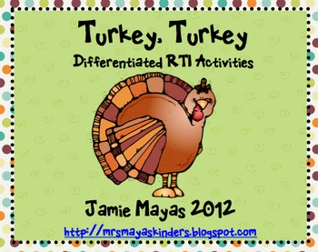 Turkey, Turkey Differentiated RTI Activities