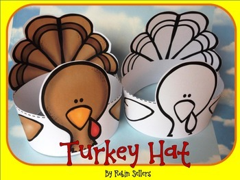 Turkey Craft {Turkey Hat Craft}