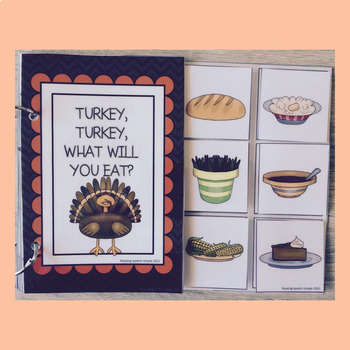 Turkey, Turkey: An Interactive Reader & Related Activities
