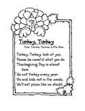 Turkey, Turkey Poem