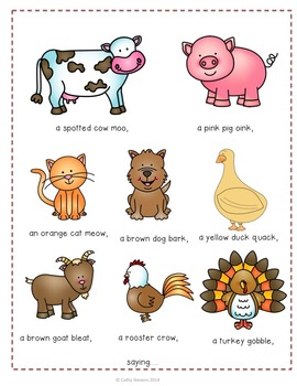 Turkey, Turkey What Do You HEAR? A Thanksgiving Farm Book of Animal Sounds