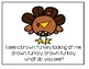 Thanksgiving ~ Turkey, Turkey, What Do You See?