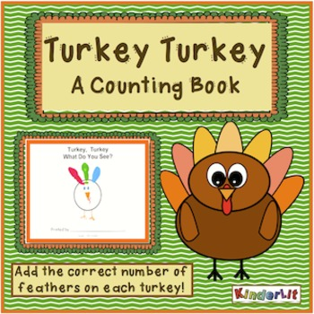 Turkey Turkey - A Thanksgiving Counting Book