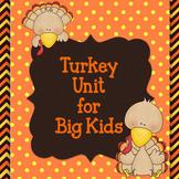 Turkey Unit for Big Kids