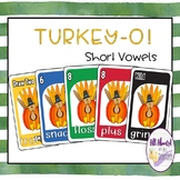 Turkey Uno Short Vowels