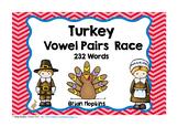 Turkey Vowel Pairs Race