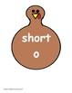 Turkey Vowel Sort Short O and Long O