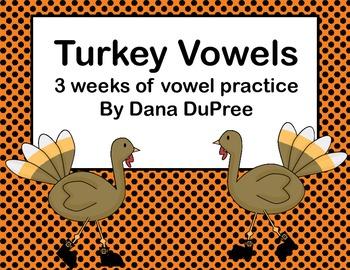 Turkey Vowels