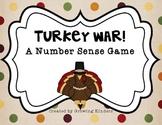 Turkey War! A Number Sense Game