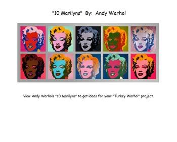 Turkey Warhol