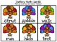 Turkey Work: Math & Literacy Activities