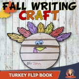 Thanksgiving Turkey Writing Activity Book