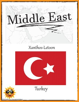 (Middle East GEOGRAPHY) Turkey: Xanthos-Letoon—Research Guide
