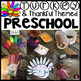 Turkey and Thanksgiving (Thankful) Unit for Preschool