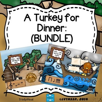 Turkey for Dinner (BUNDLE)