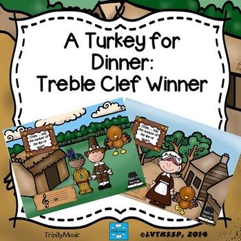 Turkey for Dinner: Treble Clef Winner