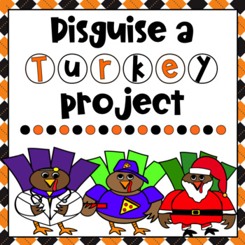 Turkey in Disguise {November Project}