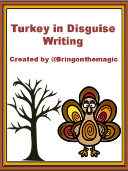 Turkey in Disguise Writing