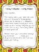 Turkey in Disguise -  Writing Project and Thanksgiving Activities