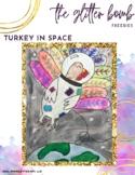 Turkey in Space Art Project