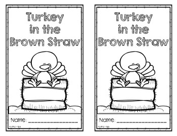 Turkey in the Brown Straw Song