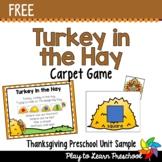 Thanksgiving Game - FREE!