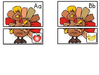 Turkey in the Straw Sound Puzzles