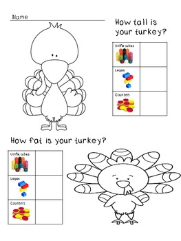 Turkey measurement