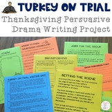 Turkey on Trial: A Thanksgiving Persuasive Writing Unit