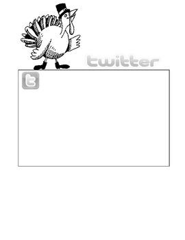 Turkey on Twitter : Thanksgiving Turkey Tweets...