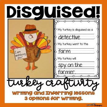 Thanksgiving Activities - Turkey in Disguise